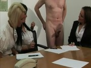 cfnm office milfs hawt for dick