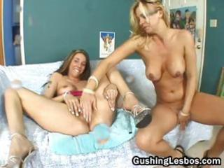 older with teen lesbo double fuck sextoy part5
