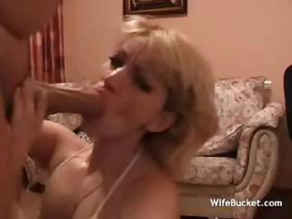 russian wife deepthroat fuck