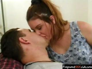preggo mommy can her spouse