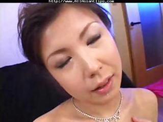 busty asian mother i asaoka eats three cocks and