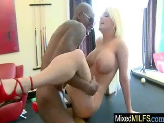 milf receive lustful and ride a massive darksome