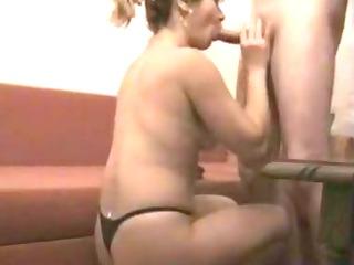 wife in pants fleshly bj movie