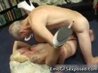 old papy fucking young tattooed wife