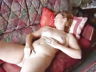 angie(95) masturbating and cumming 3 times