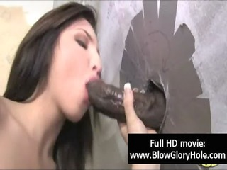 gloryhole - hawt busty chicks love engulfing knob
