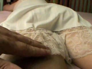 big horny wife acquires rubbed on her overweight