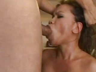oriental older a-hole pounded