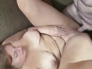 redhead liisa is getting her mature vagina fucked