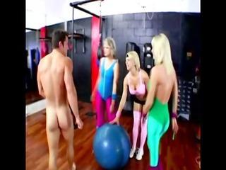 hot gym femdom milfs fucking coach