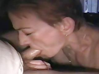 Mature head #9 (devouring deepthroat)