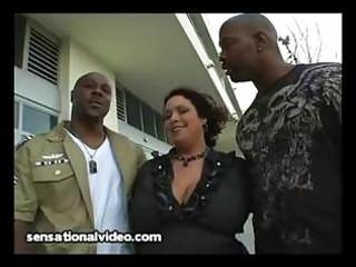large tit latin babe wife bonks 10 large darksome