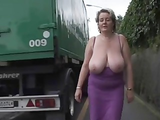 solo #1 (mature big beautiful woman with large