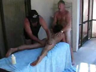 aged swingers party by the pool with hawt oral