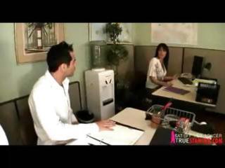 milf eva karera office sex