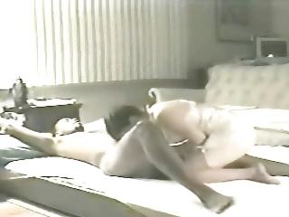 wife elaine on the living room floor 3(cuckold)