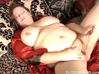 large appealing mature amateur has sweet large