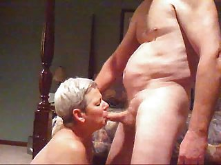 hidden granny fellatio part1