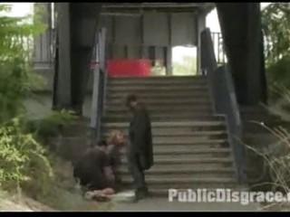 outdoor sadomasochism euro public d like to fuck