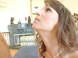lusty anal cougar syren de mer