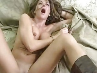 tempting sexy momma hunter bryce receives a hawt