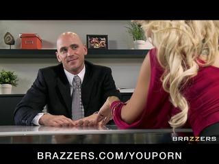 cheating big tit blond wife copulates salesmans