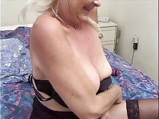 hawt curly granny