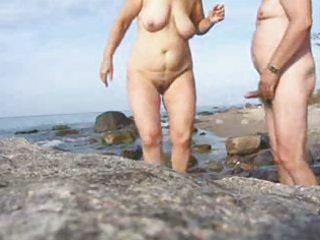 aged pair sex on the beach-wear-tweed