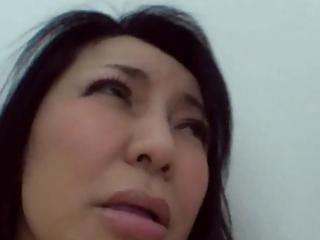 111yr old granny yukari kirishima creamed