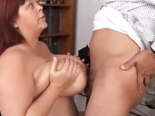 large tits aged bbw t live without to suck pounder