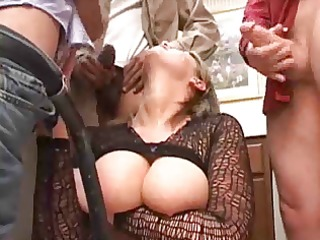 bukkake wife