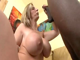 mother i - sara jay receives fucked and a hot