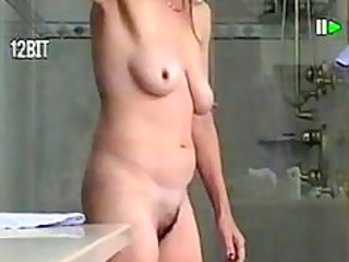 wife showering 7
