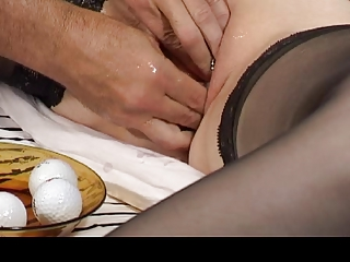mommy and daddy love extreme vagina play