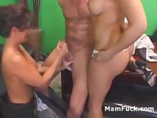 hawt large butts mama and daughter fuck old kink