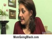 my hot mamma getting a giant dark dick 7