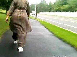 aged desi wazoo walking indian desi indian