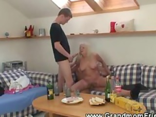 fucking granny some with engulfing and fucking