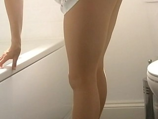 english bbw hose d like to fuck in the bathroom