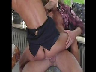 hot mom n2511 dark brown anal german mature milf