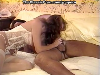 wife and some other girl on hubby cock