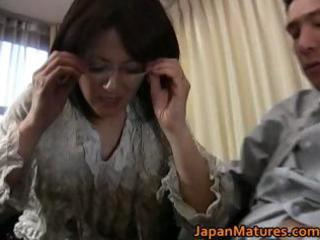 mature real oriental woman getting part2