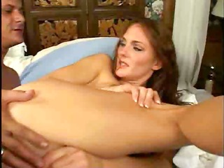 she is says put that is pecker deep in my butt