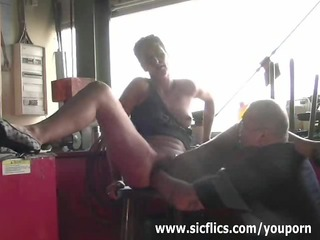slut wife brutally fist fucked untill she is