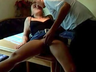 hawt mother id like to fuck receives screwed on