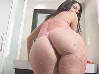 big tits d like to fuck fishnet wazoo worship