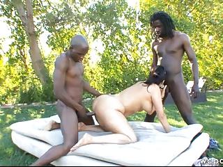 public mother i interracial double penetration