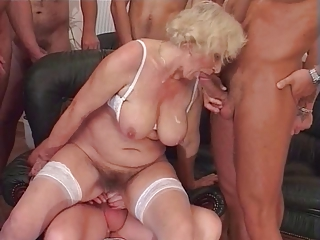 granny norma group sex