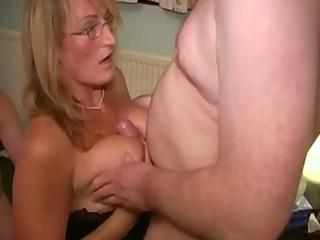british bitch mother likes cum facual cumshots