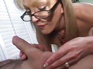 granny sucks once more